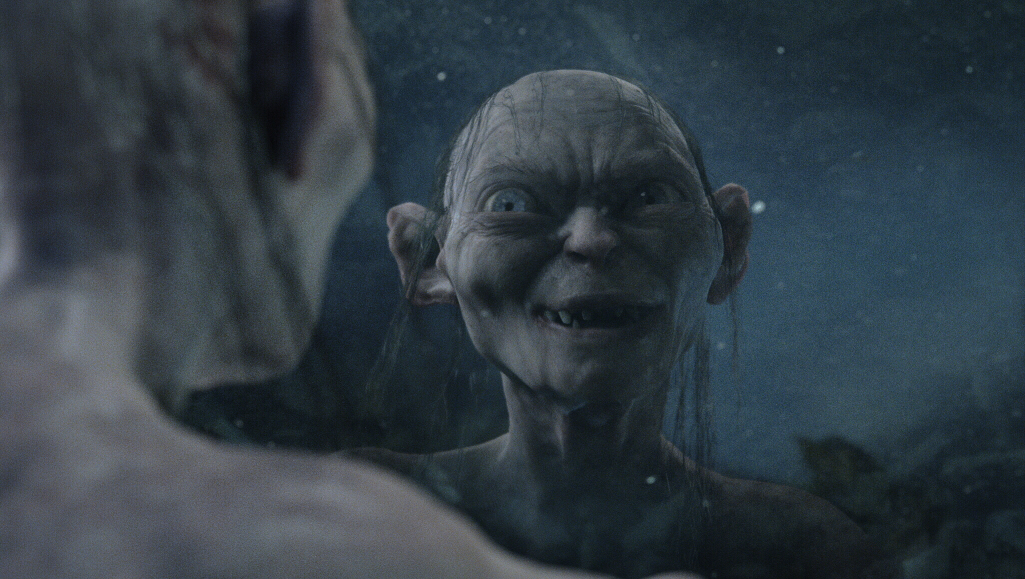Gollum Lord Of The Rings wallpaper 46608