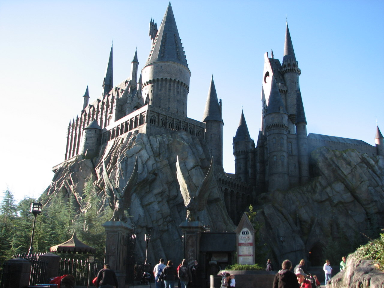 Real Hogwarts School Of Witchcraft And Wizardry Www