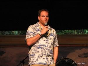 Destination Truth host Josh Gates