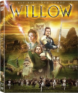 Willow 25th Anniversary Blu-ray/DVD Combo box