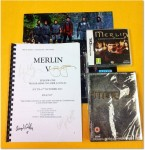 Merlin Finale prize pack