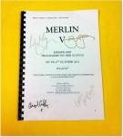 Signed Merlin script
