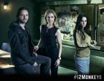 12 Monkeys - Aaron Stanford, Amanda Schull, Emily Hampshire