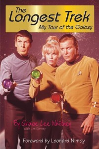 Grace Lee Whitney autobio cover