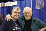 Myself and the Sixth Doctor, Colin Baker