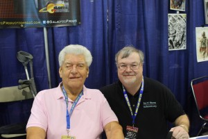 David Prowse and myself, RICC 2015