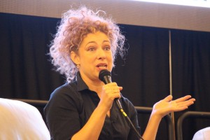 Alex Kingston, RICC 2015