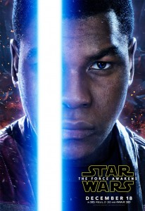 SW:TFA Poster Finn
