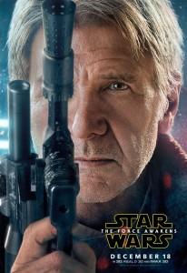 SW:TFA Poster Han Solo