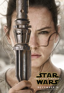 SW:TFA Poster Rey